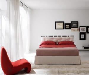 宜家风格卧室窗帘装修设计效果图赏析