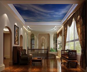会客厅经典装修设计效果图