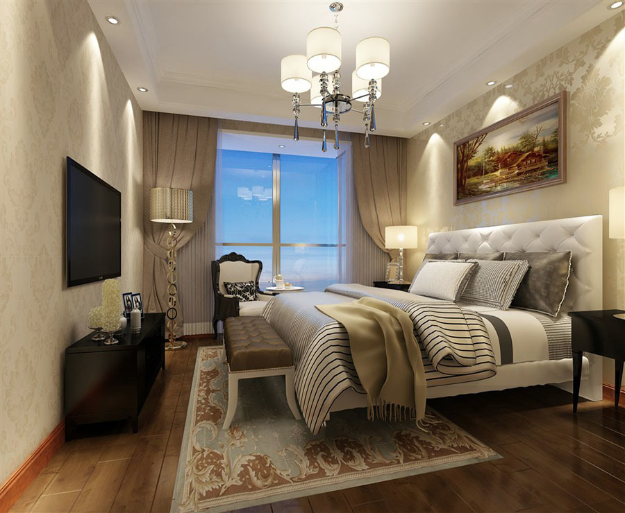 小卧室装修设计效果图