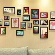 空间其他混搭照片墙小户型装修