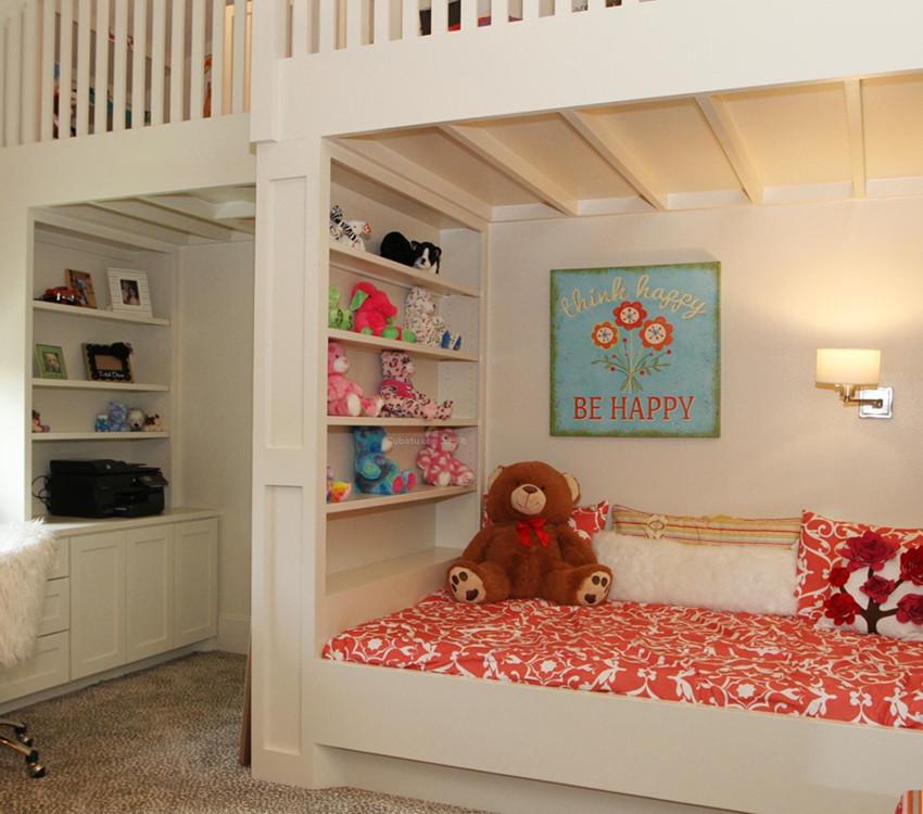 各类儿童房装修效果图