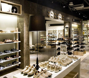 鞋店装修设计效果图