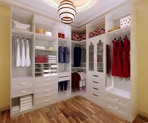 7平米小卧室衣帽间