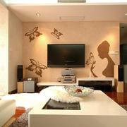 空间其他现代电视墙大户型装修