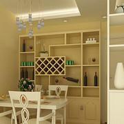空间其他现代酒柜小户型装修