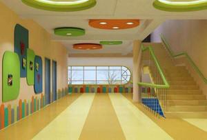 简约幼儿园室内装修效果图赏析