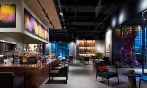 200平方米餐厅装修效果图