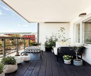 阳台豪华花园装修效果图