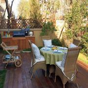 空间其他现代花园小户型装修
