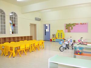轻快风格幼儿园教室效果图赏析