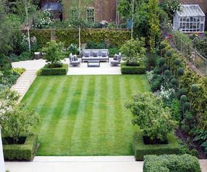 别墅花园装修实景图