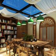古典风格实用大阳台改装效果图
