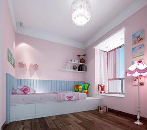 多彩儿童房装修图赏析