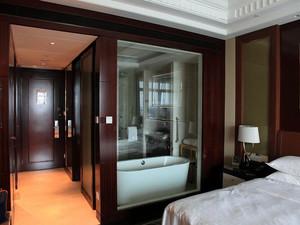 现代风格酒店房间装修效果图赏析