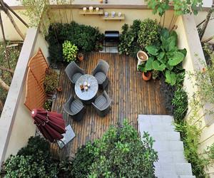 70平方花园装修效果图