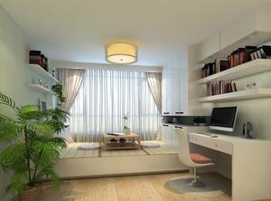 10平米小卧室榻榻米效果图