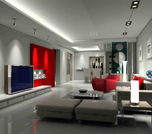 家居客厅装修图赏析