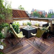 楼顶花园装修效果图