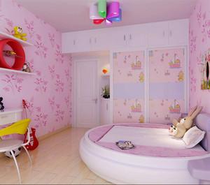 单人儿童房装修图