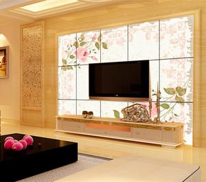 大户型电视背景墙装修效果图