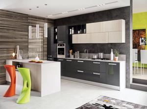 厨房台面装修效果图大全
