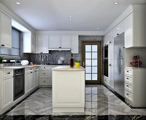 厨房台面装修效果图