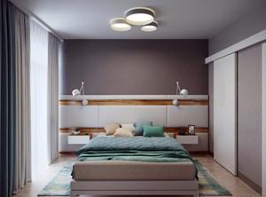 2019现代卧室装修效果图