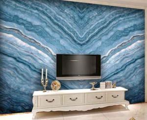 90平米地中海风格电视背景墙装修效果图