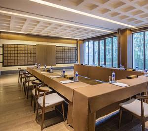 80平米会议室装修效果图