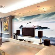 空间其他自然电视墙大户型装修