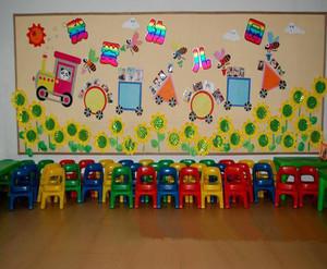 幼儿园主题墙饰设计效果图赏析