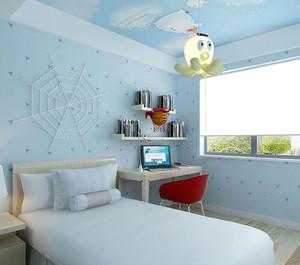 舒适儿童房装修效果图
