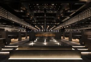 日式风格餐厅设计效果图