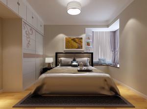 卧室简装效果图