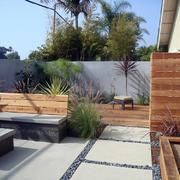 现代风格花园设计