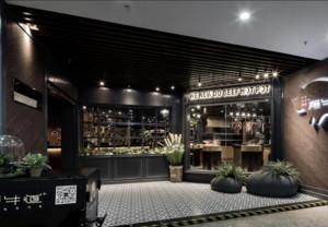 1700平米中餐厅装修效果图