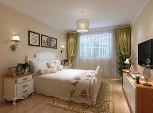 卧室整体装饰效果图