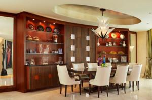 现代风格餐厅设计