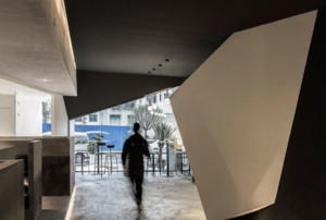 420平米餐厅装修效果图