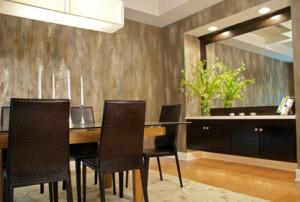 現代風格家裝餐廳裝修合集