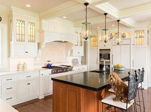 现在风格厨房装修效果图
