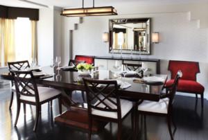 现代风格家装餐厅装修合集