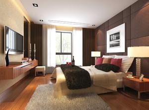 卧室整体装修设计效果图