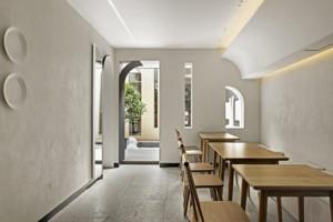 130平方米中餐厅设计
