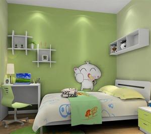 卡通儿童房装修效果图赏析