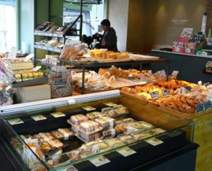 现代风格面包店装修设计效果图赏析