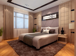 卧室流行装修效果图
