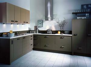 整体厨房设计效果图
