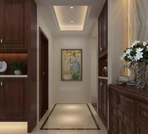 现代风格玄关装修设计效果图赏析