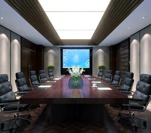 商业会议室装修效果赏析图